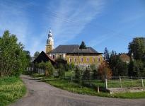 Kościół w Pławnej